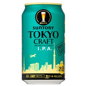 TOKYO CRAFT IPA